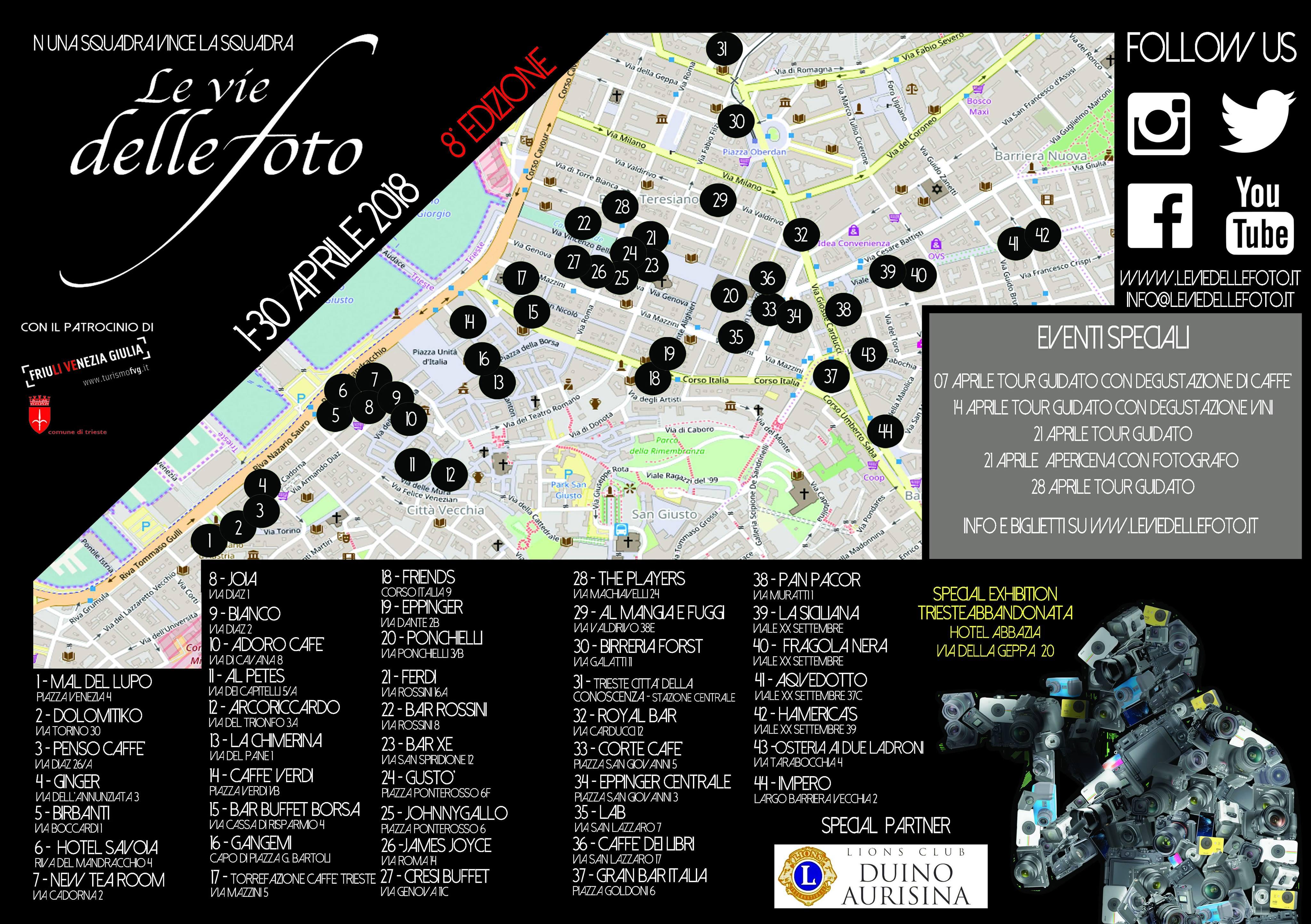 cartina 2018 fronte